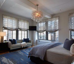 Custom Window Shades from Howard's Upholstery